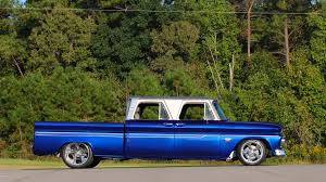 1965 Chevrolet Crew Cab Pickup | S161 | Dallas 2016 For Sale Lakoadsters 1965 C10 Hot Rod Truck Classic Parts Talk Chevy Long Bed Pick Up Youtube Chevy Truck Pickup Rat Photo 1 Chevrolet Stepside Short W 4 Speed Barn Fresh C Restoration Franktown Box Ac Avarisk Swb Short Wide Bed Myrodcom 60 Flatbed Item H2855 Sold Septemb