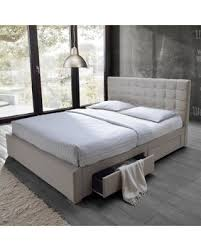 Baxton Platform Bed by Amazing Deal On Baxton Studio Adonis Modern And Contemporary Beige