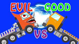Good Vs Evil | Auto Transport Truck | Video Big Trucks For Children ... Ooidas Animated Video Explains Why Speed Limiters Are So Dangerous The Freightliner Inspiration Opens The First Way Towards Autonomous Free Truck Custom Rigs Magazine Learn Colors With Disney Mcqueen Big Trucks For Kids Youtube Monster Truck Race Tug Of War Led Lights And Mid America Trucking Show Rig S Garbage Blue Needs Help Street Vehicle Videos Car Cartoons By Channel Vehicles For Numbers Video Xe Good Vs Evil Emergency School Buses Teaching Crushing Words Dan We Song