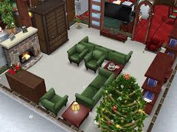 Sims Freeplay Halloween 2017 by A Layout Found Online To Give Ideas For Building The Sims Houses