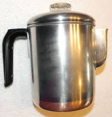 Revere Ware Coffee Pot
