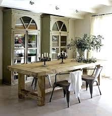 Modern Farmhouse Dining Tables Rustic Table Room And Chairs