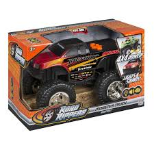 100 Bigfoot Monster Truck Toys Shop Road Rippers Plastic 10inch Remote Control