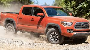 100 Most Fuel Efficient Trucks 2013 The 4Cylinder Toyota Tacoma Is Completely Pointless