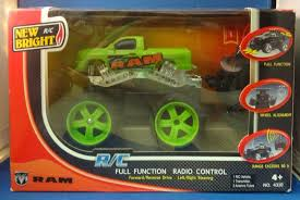 New Bright R/C Dodge RAM Green NEW! Free Shipping! For Sale - Item ... New Bright 143 Scale Rc Monster Jam Mohawk Warrior 360 Flip Set Toys Hobbies Model Vehicles Kits Find Truck Soldier Fortune Industrial Co New Bright Land Rover Lr3 Monster Truck Extra Large With Radio Neil Kravitz 115 Rc Dragon Radio Amazoncom 124 Control Colors May Vary 16 Full Function 96v Pickup 18 44 Grave New Bright Automobilis D2408f 050211224085 Knygoslt Industries Remote Rugged Ride Gizmo Toy Ff Rakutencom