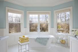 10 Ways To Add Color Into Your Bathroom Design | Freshome.com The 12 Best Bathroom Paint Colors Our Editors Swear By Light Blue Buildmuscle Home Trending Gray For Lights Color 23 Top Designers Ideal Wall Hues Full Size Of Ideas For Schemes Elle Decor Tim W Blog 20 Relaxing Shutterfly Design Modern Tiles Lovely Astonishing Small