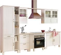home affaire küchen set alby ohne e geräte breite 325 cm aus massiver kiefer kaufen otto