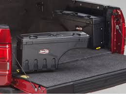 UnderCover Swing Case Toolbox RealTruck