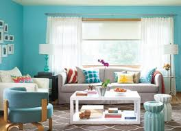 Grey Yellow And Turquoise Living Room by Living Room Turquoise Living Room With White Sofa And Glass