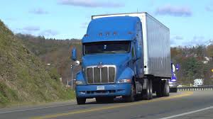 100 Trucks And Cars And Cars On Road Traffic On Freeway Pennsylvania United