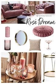 du liebst rosa dann ist die wohnidee rosé genau das