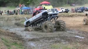 100 Diesel Mud Truck Monster Diesel S And Deep Pits Maximum Power Park YouTube