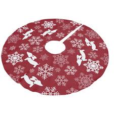 Dachshund Christmas Tree Skirts The Smoothe Store