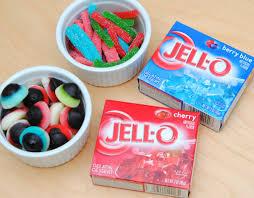 Halloween Jello Molds by Halloween Monster Jell O Jigglers