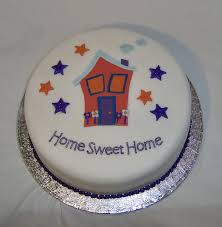 Cake For House Warming Party