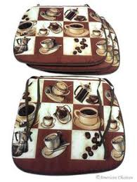 Add To Your Coffee Kitchen Theme With These Awesome Cushions Set Of 4 1899