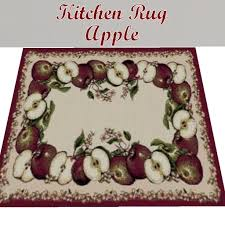 Second Life Marketplace Apple Kitchen Rug