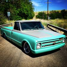 1968 Chevy Riding On Airbags! Rebuild By Richard & Jake Doherty ...