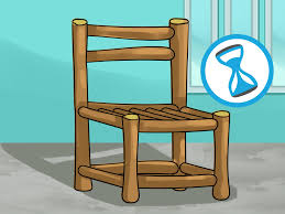 How To Build A Twig Chair: 11 Steps (with Pictures) - WikiHow How To Build A Wooden Pallet Adirondack Chair Bystep Tutorial Steltman Chair Inspiration Pinterest Woods Woodworking And Suite For Upholstery New Frame Abbey Diy Chairs 11 Ways Your Own Bob Vila Armchair Build Youtube On The Design Ideas 77 In Aarons Office 12 Best Kedes Kreslai Images On A Log Itructions How Make Tub Creative Fniture Lawyer 50 Raphaels Villa