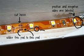 installing ikea kitchen cabinet lights how to install direct wire