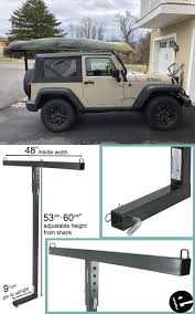 100 Hitches For Trucks Darby ExtendATruck Hitch Mounted Load Extender Roof Or Truck Bed