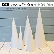 Ferrero Rocher Christmas Tree Diy by How To Make Christmas Tree Cone Craft Forms For 10 Cents Apiece