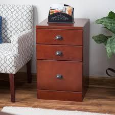 Three Drawer Filing Cabinet Wood by Belham Living Cambridge 2 Drawer Wood File Cabinet Light Oak