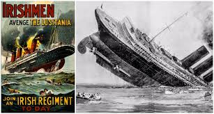 When Did Lusitania Sink by 13 Facts About The Lusitania Disaster U2013 When 1 198 People Died Off