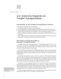 Section 1 - U.S. Economy Depends On Freight Transportation | Public ... Section 1 Us Economy Depends On Freight Transportation Public Global Trucking 8 Transformational Growth Trends Impacting The Industry Factoring Company An Best Trucking Software Trends For 2017 Dreamorbitcom Top 5 In Spendedge The Ultimate Collection Of Infographics 20 Food Truck Ecommerce Boom Roils Wsj Chassis Lchpin Of And Its Importance 3 Innovations You Need To Know About Electric Semitrucks Are Latest Buzz