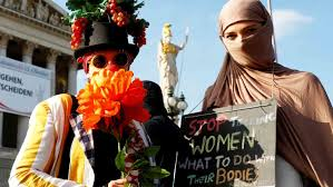 What Other Names Are There For Halloween by In Austria It U0027s The Burqa Ban Vs Halloween