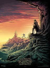 Star Wars The Last Jedi Imax Poster