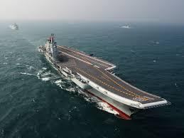 plus gros porte avion du monde bouleversement géopolitique la chine envoie porte avion et