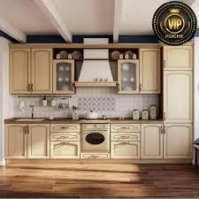 piemont massivholz landhausküche im italienischen stil