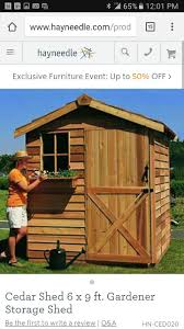 6x5 Shed Double Door by 37 Best Garden Sheds Images On Pinterest Garden Sheds Storage