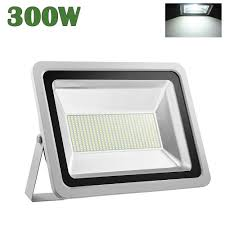 300w watts outdoor led wall wash flood light white high power