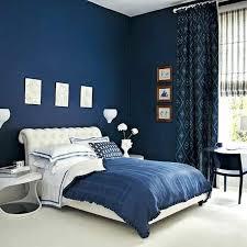 vorhänge für blaue wände dekoration ideen schlafzimmer