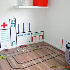 DIY Indoor Kids Racetrack Inspiration That Sticks GET IN