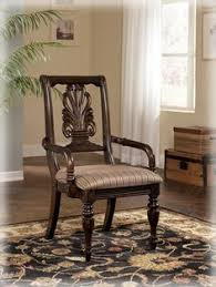 British Colonial Key Town Arm Chair ChairsDining Room
