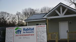 100 Bb Trucking Habitat For Humanity Of MCTN To Dedication Two New Homes In January
