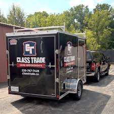 Class Trade Home Improvements' Truck And Trailer Are Looking Clean ...