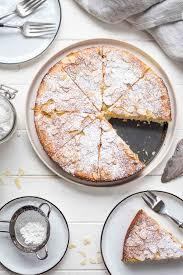 mandelkuchen mit ricotta und zitrone ohne mehl rezept