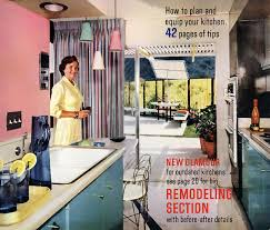 Kitchen Remodeling Ideas For 1960