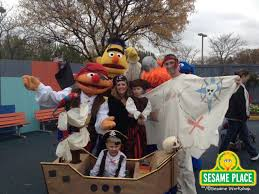 Sesame Place Halloween Parade by The Count U0027s Halloween Spooktacular At Sesame Place Life Without Pink