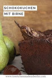 versunkene birne törtchen made in berlin lebensmittel