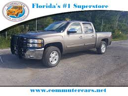 Used 2013 Chevy Silverado 1500 LT 4X4 Truck For Sale Okeechobee FL ...