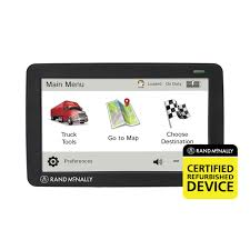 100 Truck Routes For Sale INTELLIROUTE 730 GPS DEVICE FACTORY REFURBISHED