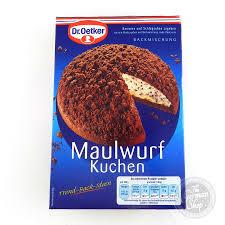 dr oetker maulwurf kuchen mole cake mix