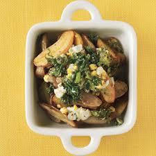 Roasted Fingerling Potato Salad Recipe