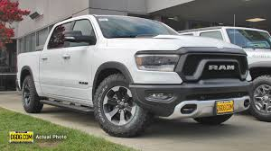 New 2019 RAM All-New 1500 Rebel Crew Cab In Newark #D12293 | Fremont ...