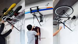 Ceiling Bike Rack Canadian Tire by Zero Gravity Racks The Storage Rack Everyone Needs By Mark